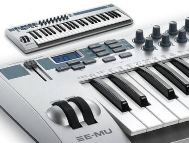 Creative Professional E-Mu Xboard 49, цена, купить, заказать, доставка по россии