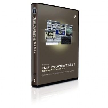 Digidesign Music Production Toolkit 2, цена, купить, заказать, доставка по россии