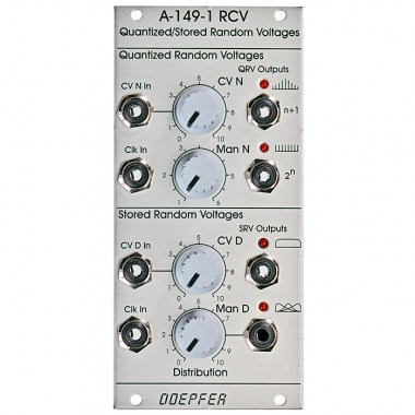 Doepfer A-149-1 Quantized/Stored Rnd Voltages Eurorack модули