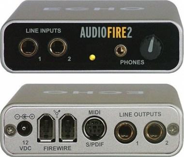 Echo AudioFire 2, цена, купить, заказать, доставка по россии