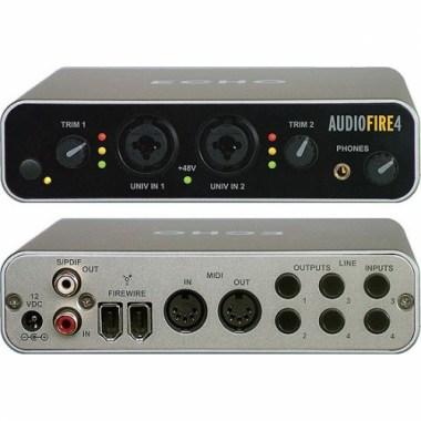 Echo AudioFire 4, цена, купить, заказать, доставка по россии