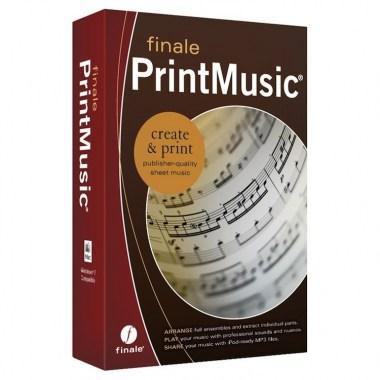 Finale PrintMusic 2010, цена, купить, заказать, доставка по россии