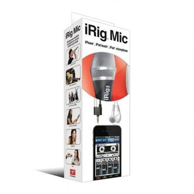 IK Multimedia iRig MIC, цена, купить, заказать, доставка по россии