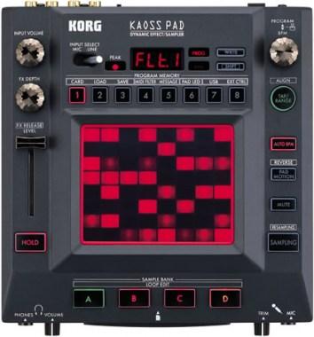 Korg Kaoss Pad 3, цена, купить, заказать, доставка по россии