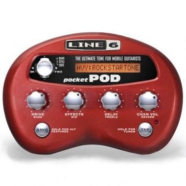 Line 6 Pocket POD, цена, купить, заказать, доставка по россии