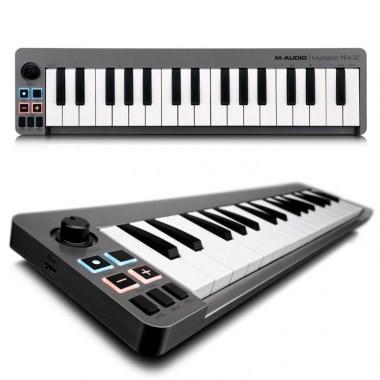 M-Audio Keystation Mini 32, цена, купить, заказать, доставка по россии