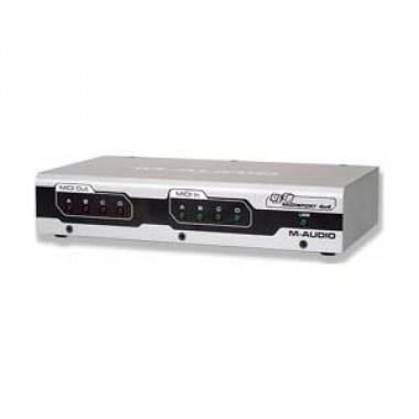 M-Audio MidiSport 4x4 USB, цена, купить, заказать, доставка по россии
