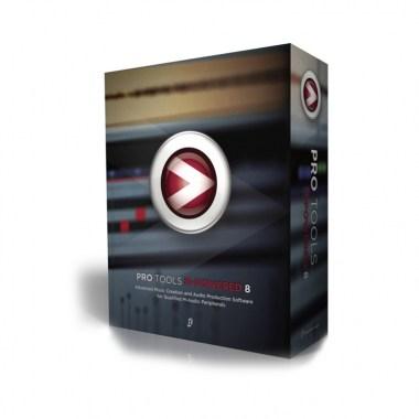 M-Audio Pro Tools M-Powered 8, цена, купить, заказать, доставка по россии