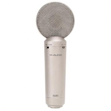 M-Audio Solaris Professional Condenser Microphone, цена, купить, заказать, доставка по россии
