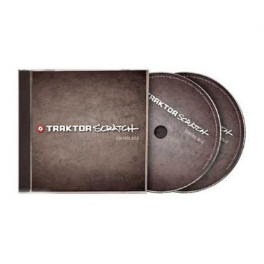 Native Instruments Traktor Scratch Timecode CD, цена, купить, заказать, доставка по россии
