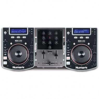 Numark CD DJ IN A BOX, цена, купить, заказать, доставка по россии