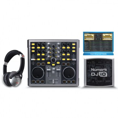Numark Total Computer DJ In a Box, цена, купить, заказать, доставка по россии