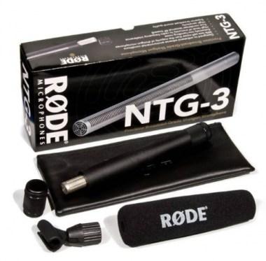 RODE NTG-3, цена, купить, заказать, доставка по россии