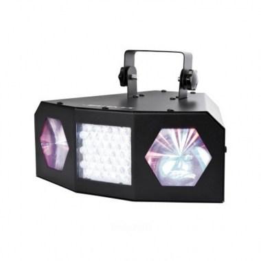 Scanic LED Double Eye Moonflower DMX, цена, купить, заказать, доставка по россии
