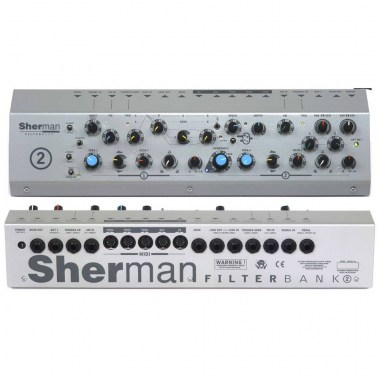 Sherman Filterbank 2 tabletop, цена, купить, заказать, доставка по россии
