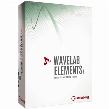 Steinberg WaveLab Elements 7, цена, купить, заказать, доставка по россии