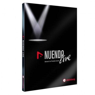 Steinberg Nuendo Live, цена, купить, заказать, доставка по россии