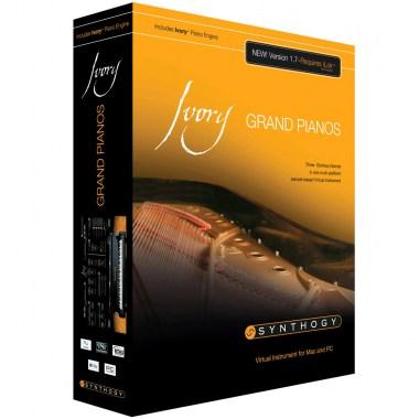 Synthogy Ivory Grand Pianos, цена, купить, заказать, доставка по россии
