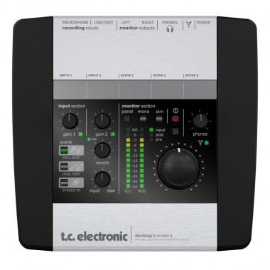 TC Electronic Konnekt 6, цена, купить, заказать, доставка по россии