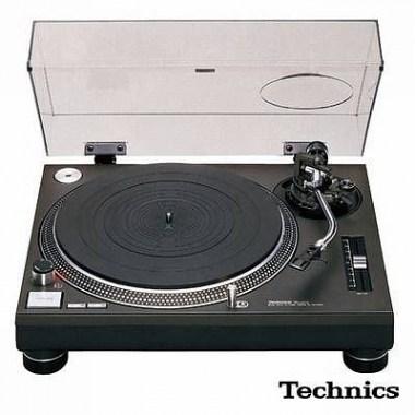 Technics SL-1210 mk2, цена, купить, заказать, доставка по россии