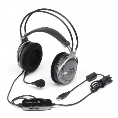 Terratec Headset Master 5.1 USB, цена, купить, заказать, доставка по россии