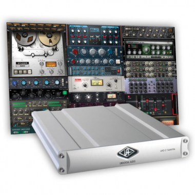 Universal Audio UAD-2 Satellite QUAD CORE DSP аудио платы