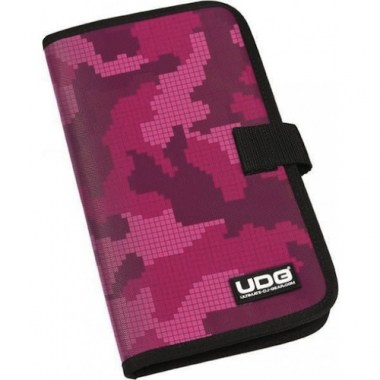 UDG CD Wallet 24 Camo Pink, цена, купить, заказать, доставка по россии