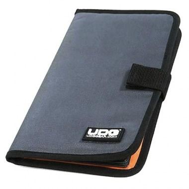 UDG CD Wallet 24 Steel Grey/Orange, цена, купить, заказать, доставка по россии