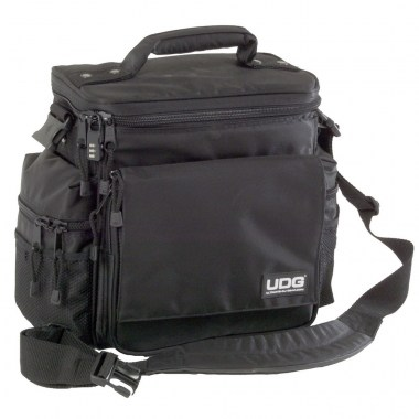 UDG SlingBag Black Orange Inside DJ Кейсы, сумки, чехлы