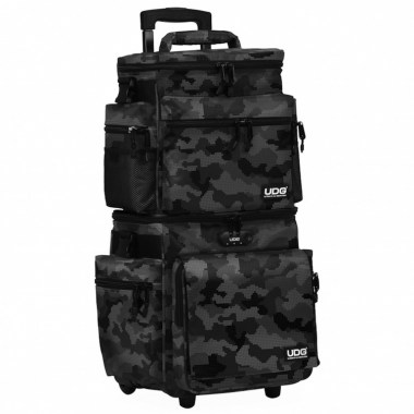 UDG SlingBag Trolley Deluxe MK II Set Camo Grey DJ Кейсы, сумки, чехлы