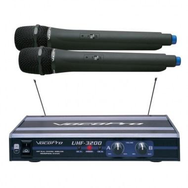 VocoPro UHF-3200, цена, купить, заказать, доставка по россии