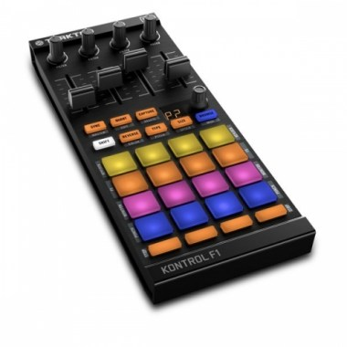 Native Instruments Traktor Kontrol F1 DJ Контроллеры