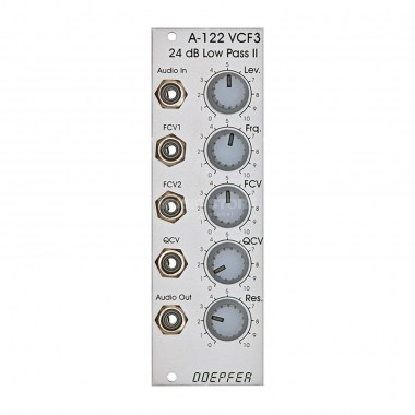 Doepfer A-122 24dB Low Pass 2 Eurorack модули
