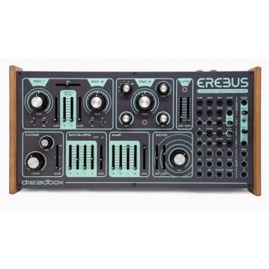 Dreadbox Erebus 3 - аналоговый полумодульный синтезатор