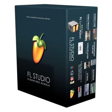 FL Studio 11 Signature Bundle Download version, цена, купить, заказать, доставка по россии