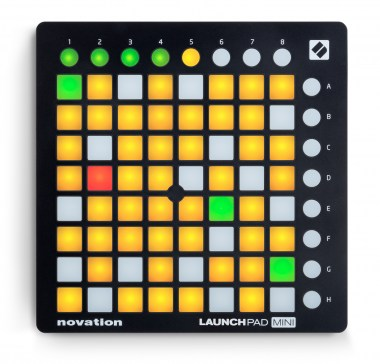 NOVATION Launchpad Mini MK2 DJ Контроллеры