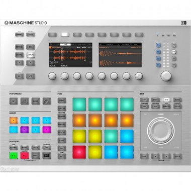 Native Instruments Maschine Studio Wht MIDI Контроллеры
