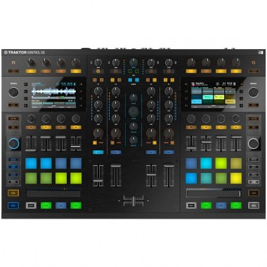 Native Instruments Traktor Kontrol S8 DJ Контроллеры