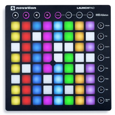 Novation Launchpad MK2 MIDI Контроллеры
