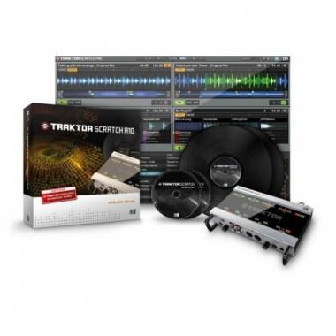 Native Instruments TRAKTOR Scratch A10, цена, купить, заказать, доставка по россии