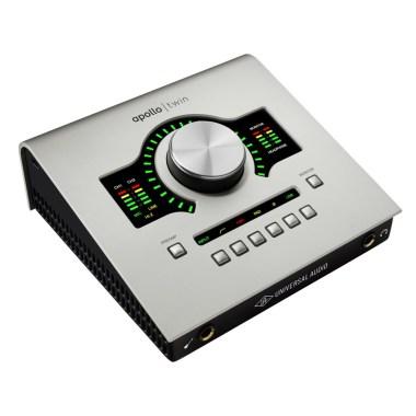 Universal Audio Apollo Twin Duo, цена, купить, заказать, доставка по России