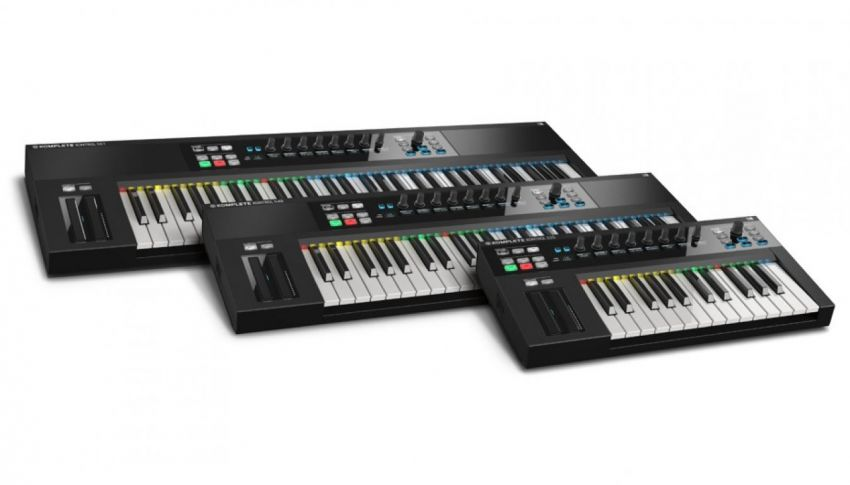 Native Instruments Komplete Kontrol - новые клавишные контроллеры для NI Komplete