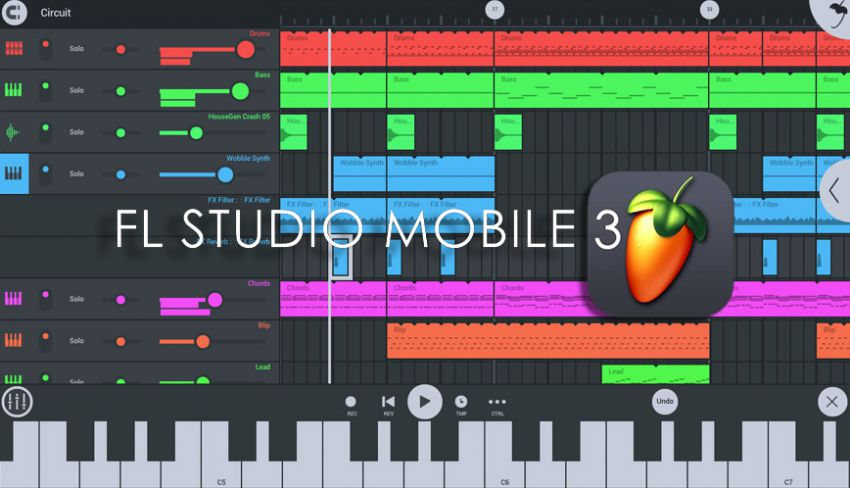 FL Studio Mobile 3 - теперь для Windows, iOS и Android!