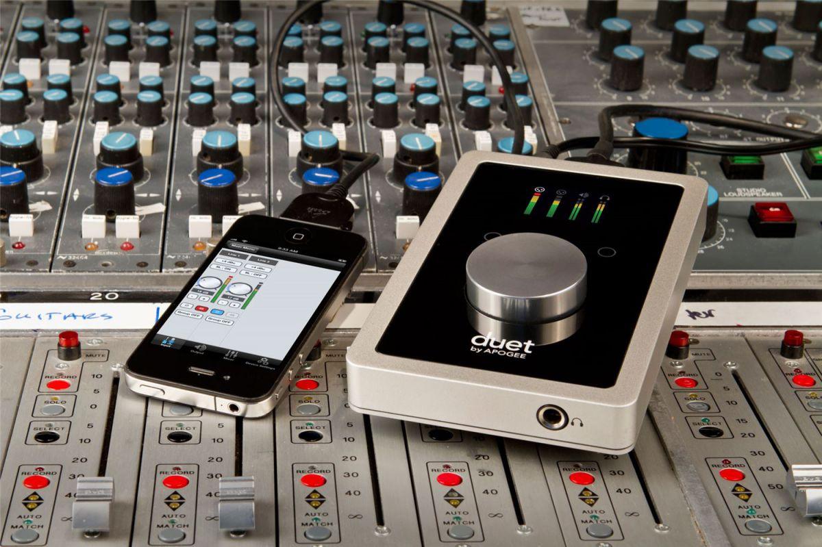 Интерфейс аудио