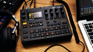 Elektron Digitakt OS 1.05 выпущена