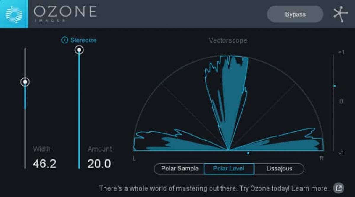 Бесплатные плагины  Izotope Ozone Imager fed5ffabc31